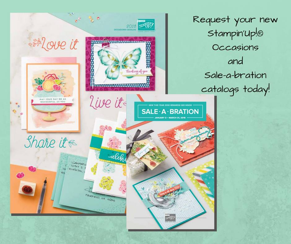 annual and sale-a-bration catalog